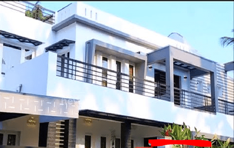 Photo of Contemporary Style Home in Chalakudy