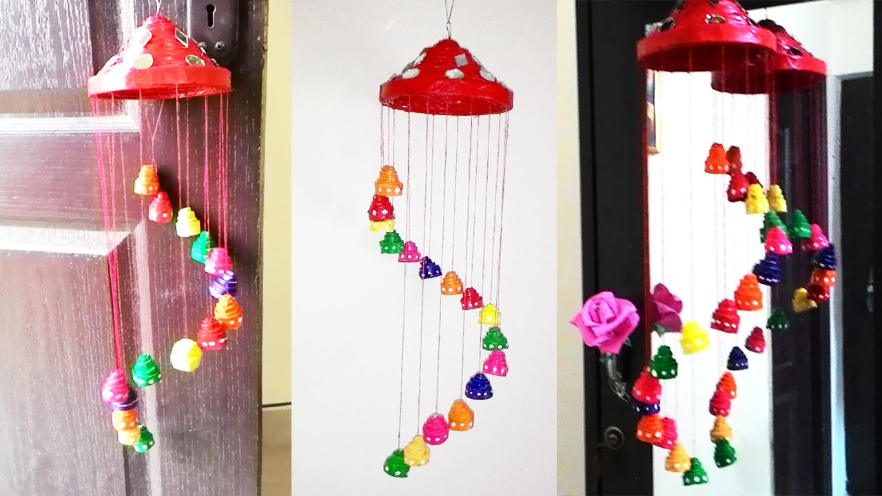 hanging paper decorations