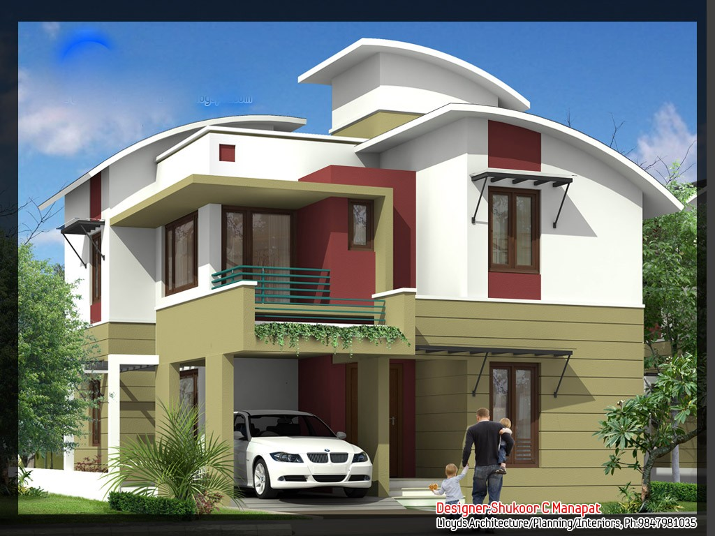 2035 Square Feet 4 Bedroom Contemporary Home Design and Plan Cost 25 Lac