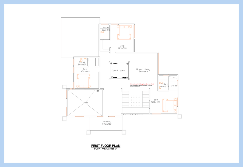 6371 Square Feet 4 Attached Bedroom Super Luxury Home Design and Plan