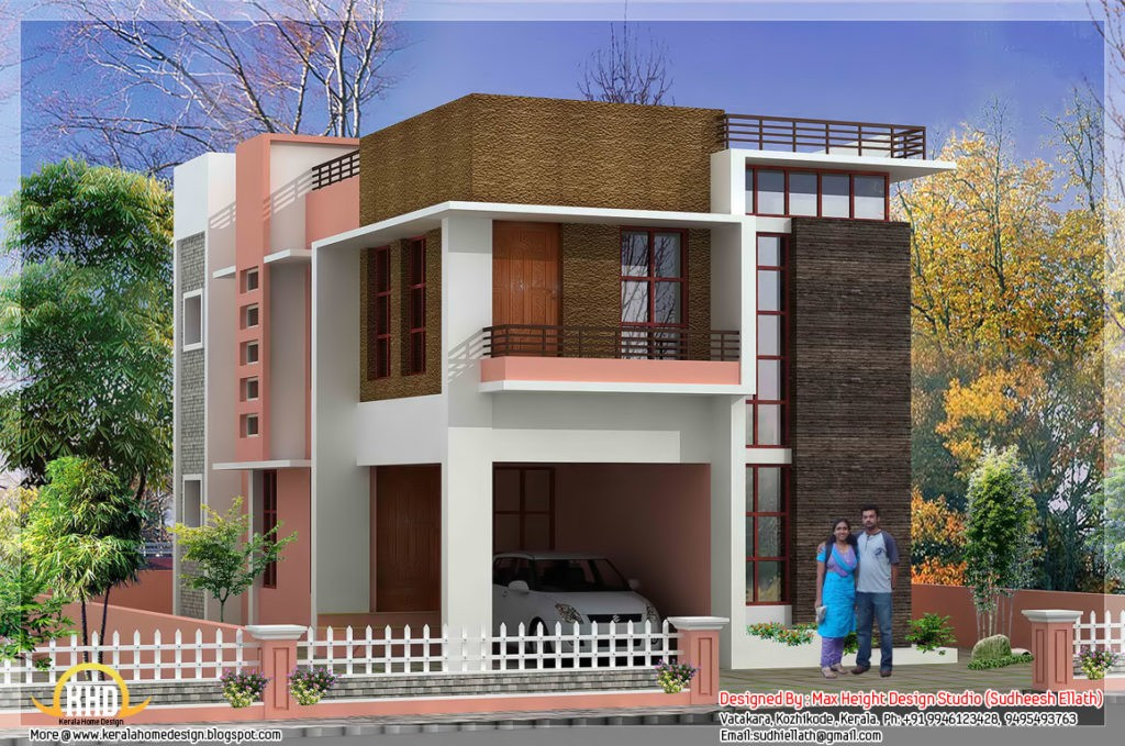 Elegant 1850 Square Feet 4 Bedroom New Modern Kerala Home Design And Plan