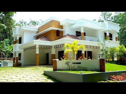 3800 Square Feet 5 Bedroom Super Luxury Home Design