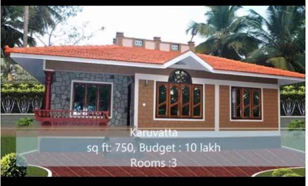 10 Beautiful Low Cost Homes With In The Budget Of 10 Lakh