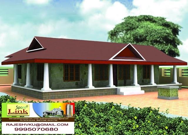 1800 Square Feet 3 Bedroom Nalukettu Kerala Home Design With Plan