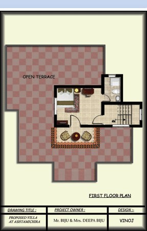 1500 Square Feet 3 Bedroom Low Budget Kerala Home Design and Plan