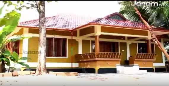 10 Lakh Kerala Model House Home Pictures Easy Tips