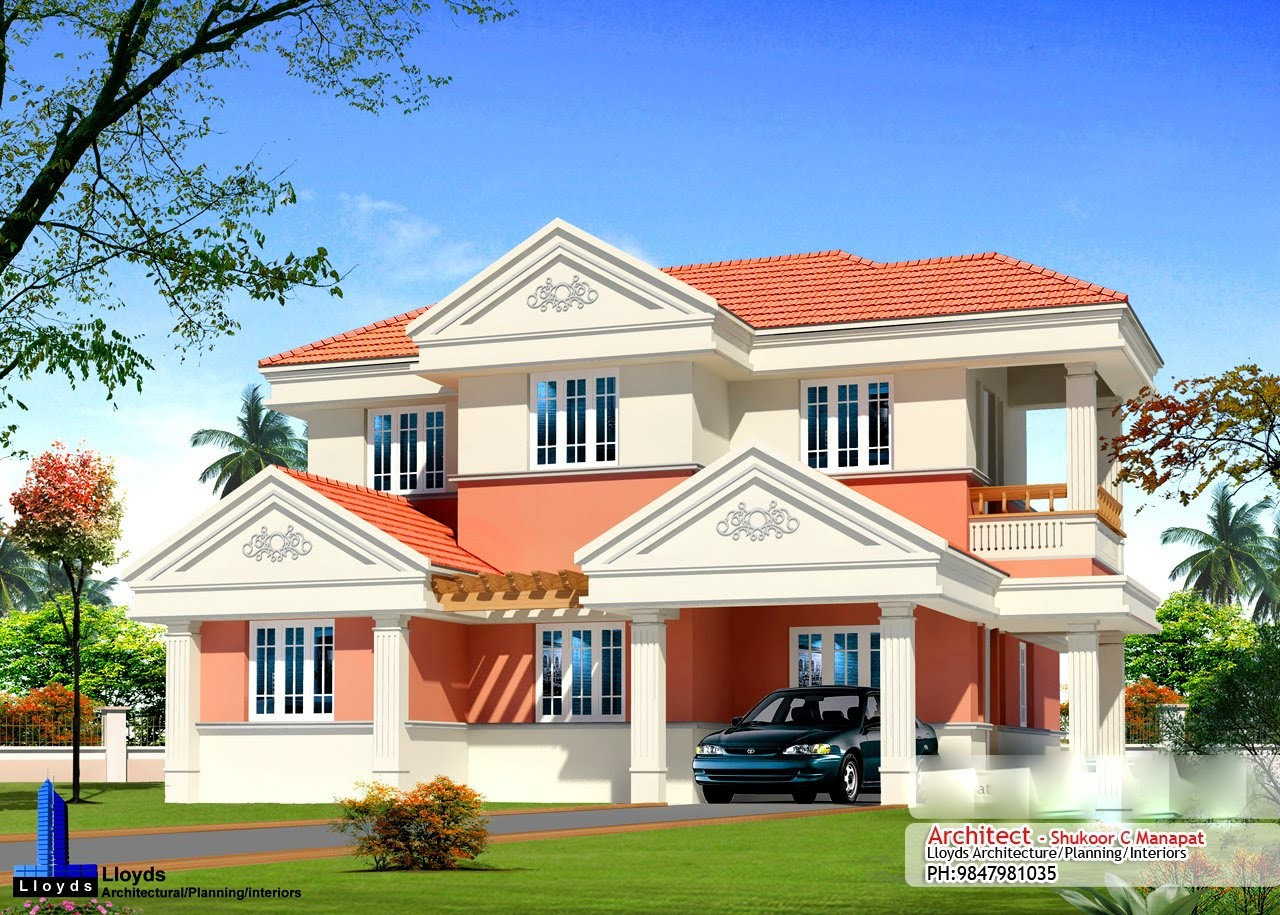 2254 square feet 4 attached bedroom luxury home design and for Trademark quality homes floor plans
