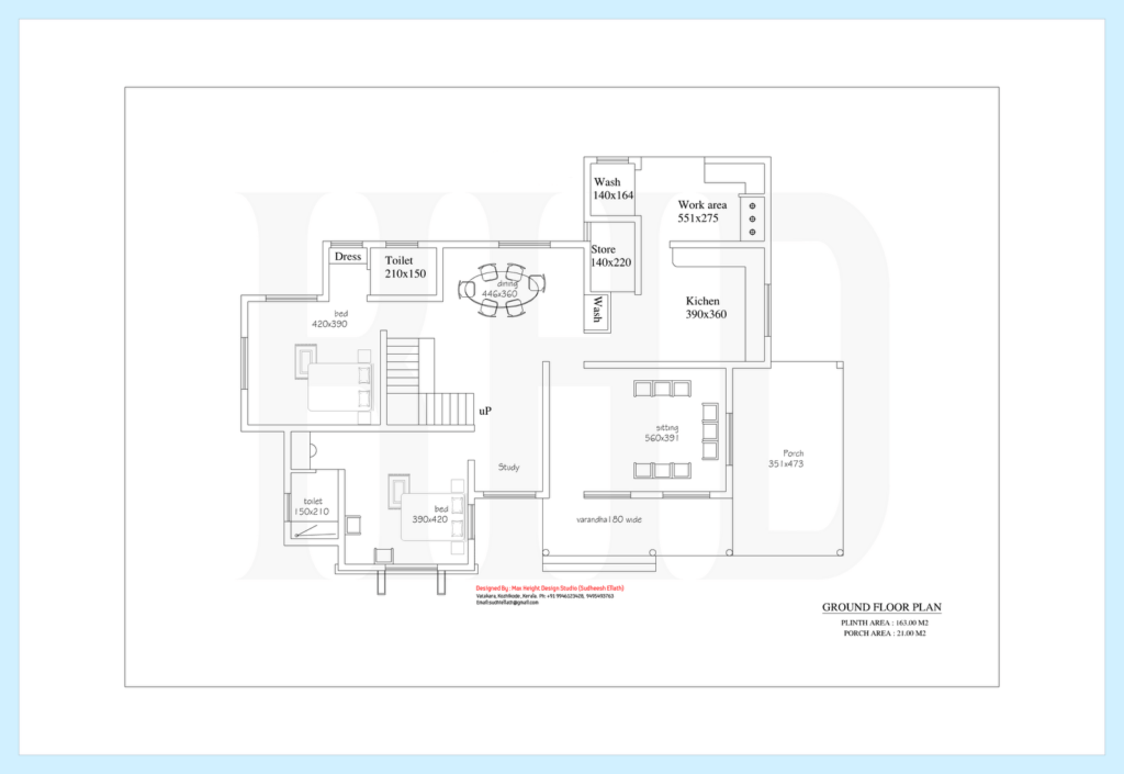 3131 Square Feet 4 Attached Bedroom Kerala Traditional Home Design and Plan