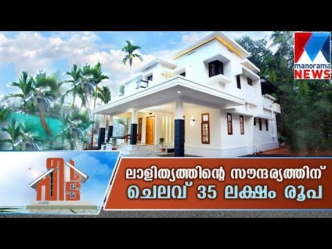 2200 Square Feet Contemporary Modern Kerala Home For 35 Lakhs