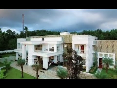30000 Square Feet 13 Bedroom Luxuries Home Design at Kottayam