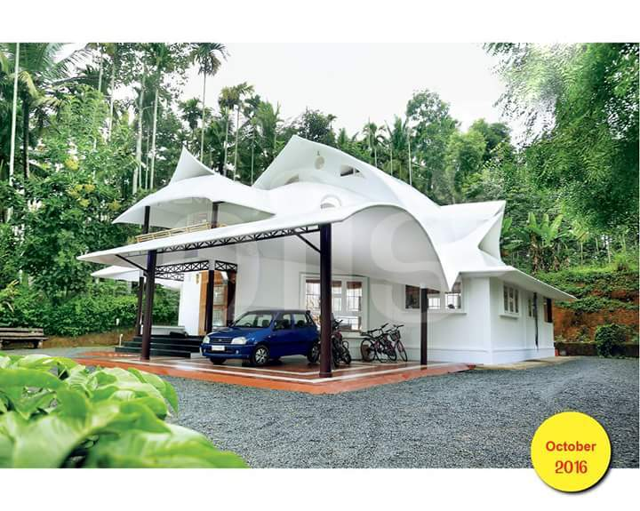 2640 Square Feet Kerala New Style Home Design For 1840 Lacks Home