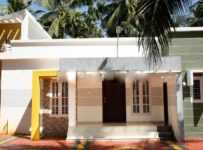 1500 Square Feet 3 Bedroom Low Budget Home Design and Plan