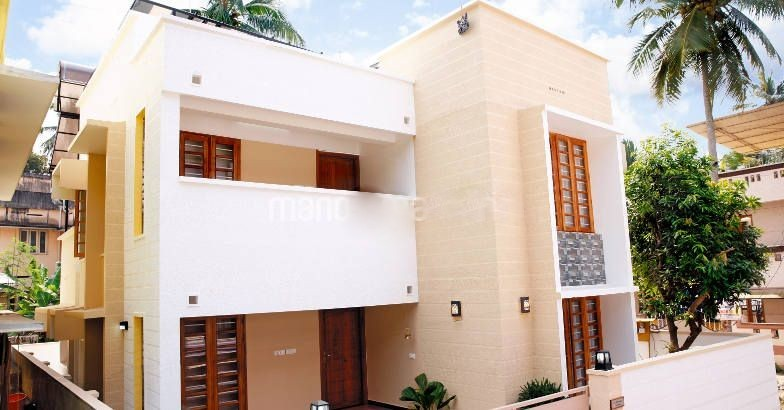1800 Square Feet 3 Bedroom Double Floor Contemporary Home Design and Plan