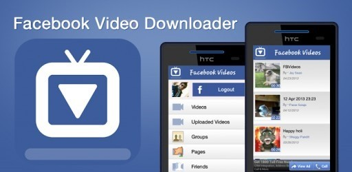 Photo of Facebook Video Downloader application