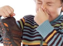 Prevent Smelly Shoes