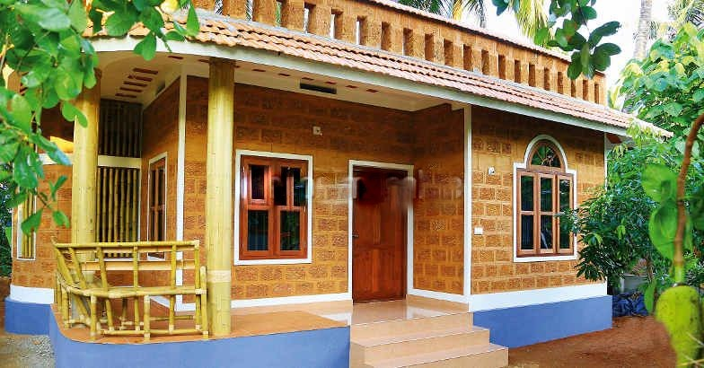 900 Square Feet 2 Bedroom Low Budget Kerala Style Home