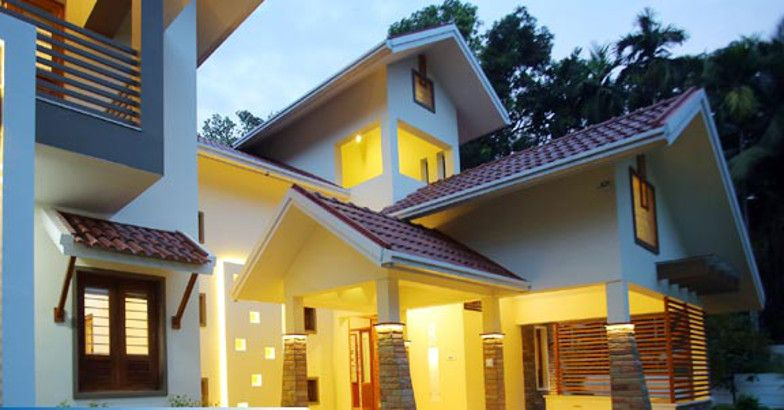 Mind Blowing Kerala Style Home Design