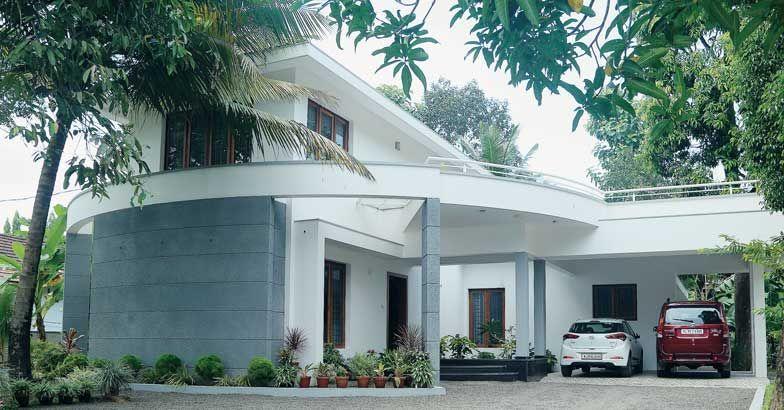 Photo of Kerala style China materials home
