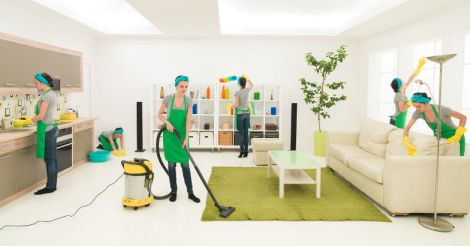 Tips to Clean Home Interior