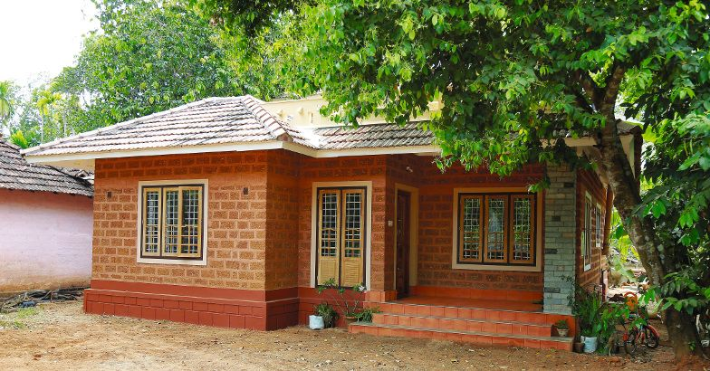 1350 Square Feet 3 Bedroom Low Budget Home Design and Plan Cost 14 Lac