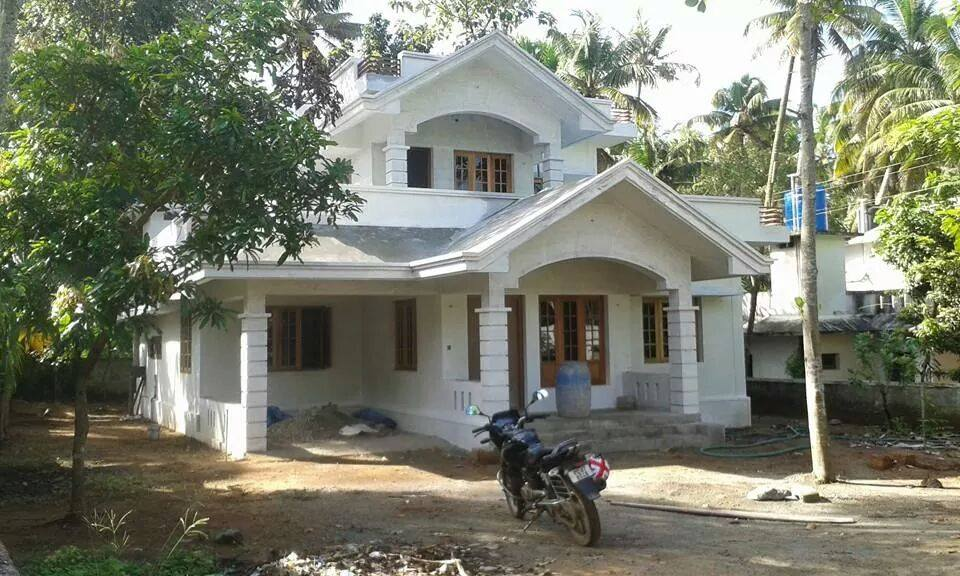 1956 Square Feet 3 Bedroom Amazing Kerala Style Home Design and Plan