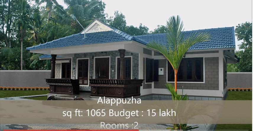 Low Cost Homes Designs by Muralidharan