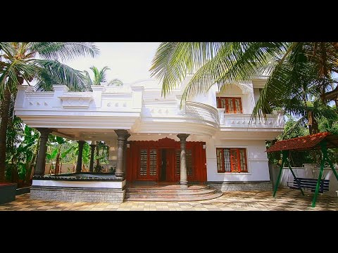 2810 Square Feet 5 Bedroom Kerala New Style Home Design and Plan
