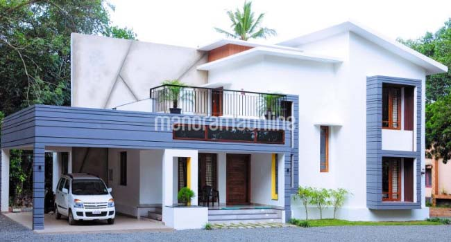 2357 Square Feet 3 Bedroom Double Floor Amazing Home Design and Plan