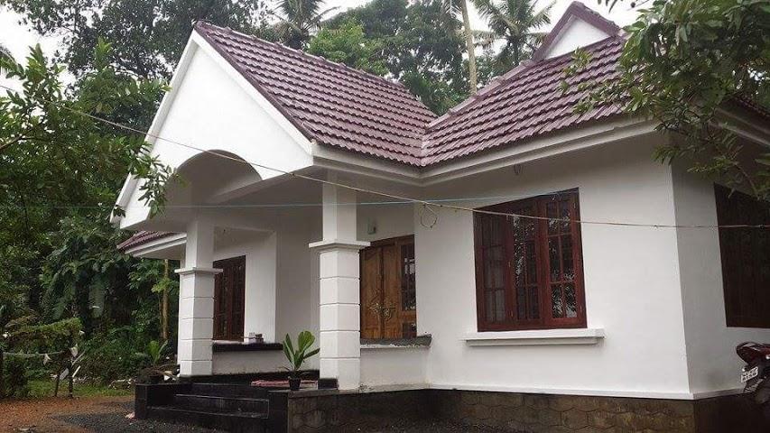 1152 Square Feet 4 Bedroom Amazing Single Floor Home Design and Plan