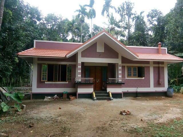 950 Square Feet 3 Bedroom Low Budget Home Design For 12 Lacks