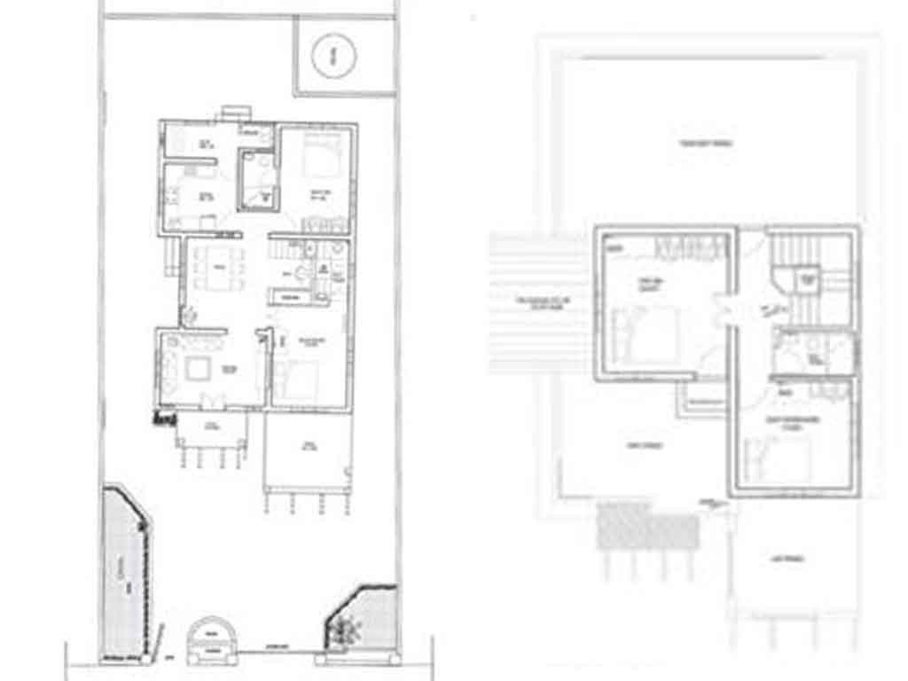1650 Square Feet Wonderful New Modern Home Design and Plan