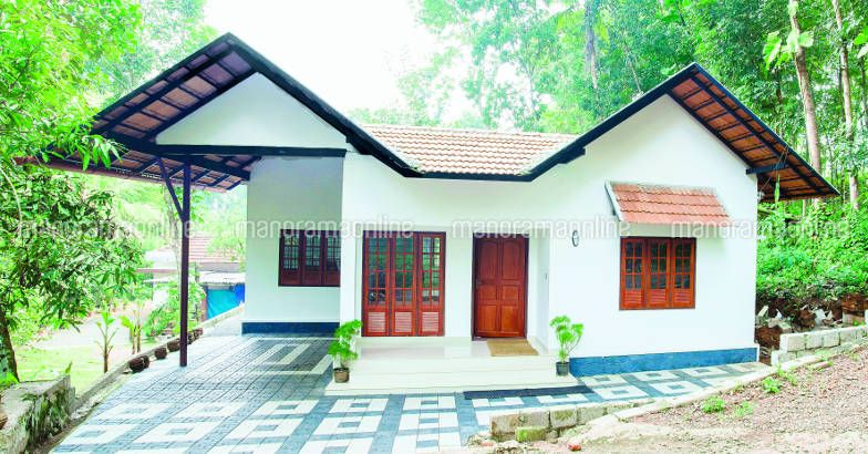 1250 square feet 2 bedroom single floor home design and for 1250 square feet house