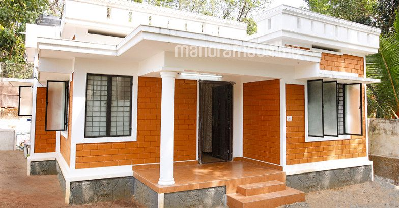 790 Square Feet 2 Bedroom Low Budget Home Design And Plan