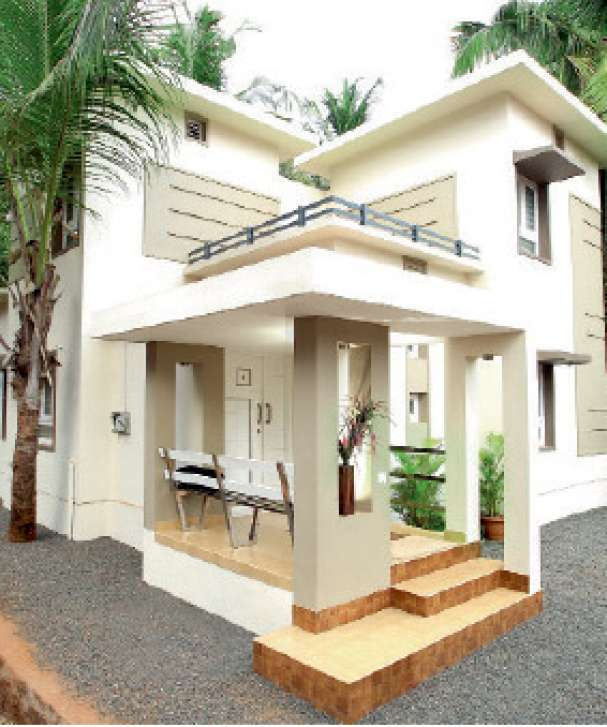 image 5 - 12+ Front Design Of House In Small Budget Double Floor PNG