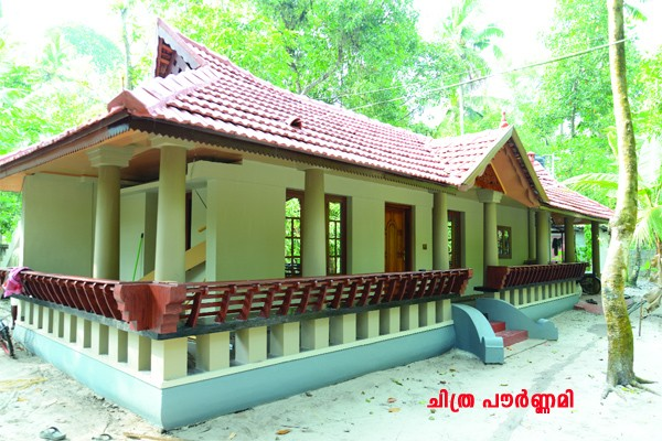 Low Budget Kerala Style Home Design And Plan For 5 Lacks