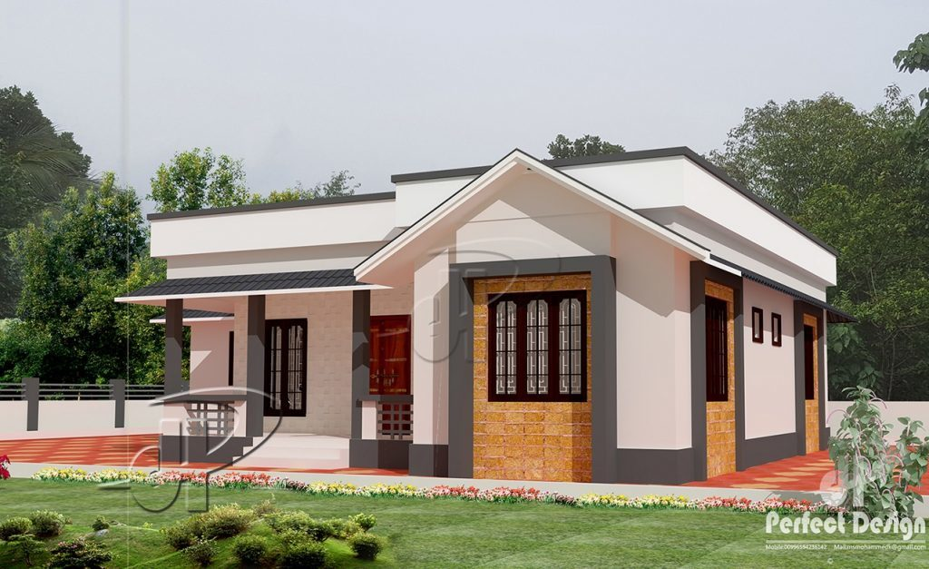 Stunning 2 Bedroom Home Design Contemporary - Decorating Design ...
