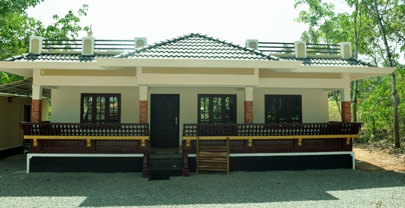 Low Cost 3 Bedroom Single Floor At: 1250 Square Feet 3 Bedroom Single Floor Low Budget Home