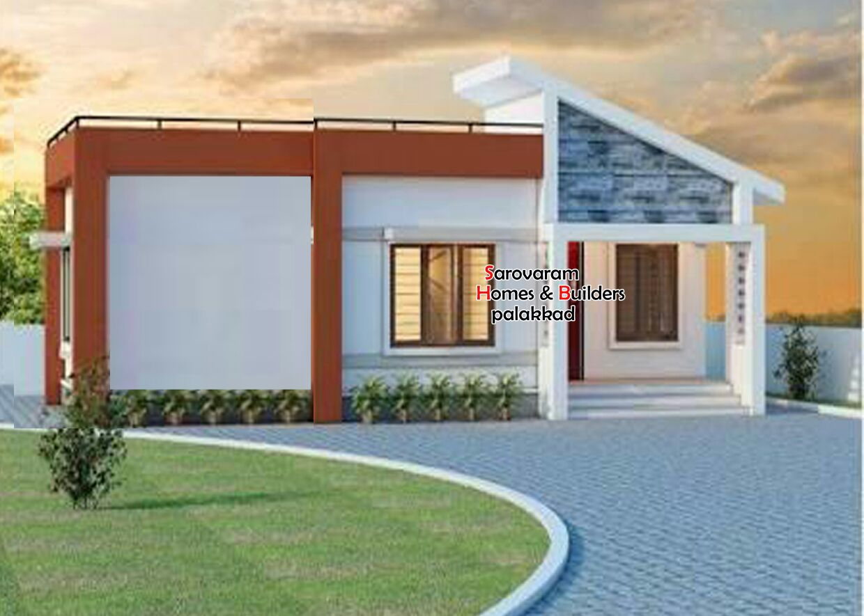 650 Square Feet 2 Bedroom Single Floor Low Budget Home Design