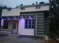 900 Square Feet 2 Bedroom Single Floor Low Budget Home Design and Plan