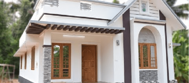 5.4 Cents Plot and 1150 Square Feet 3 Bedroom Home For Sale in Chalakudy, Thrissur