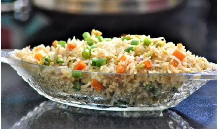Photo of Quick & Easy Egg Fried Rice Recipe