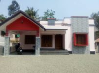 1097 Square Feet 3 BHK Beautiful Home Design and Plan
