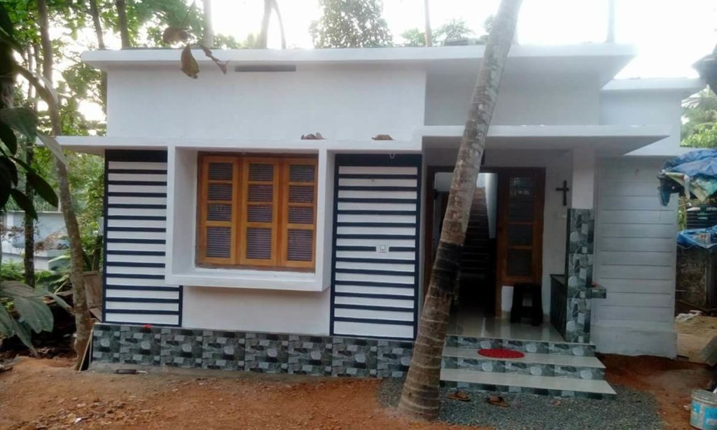750 Square Feet 2 Bedroom Low Budget Beautiful Home Design