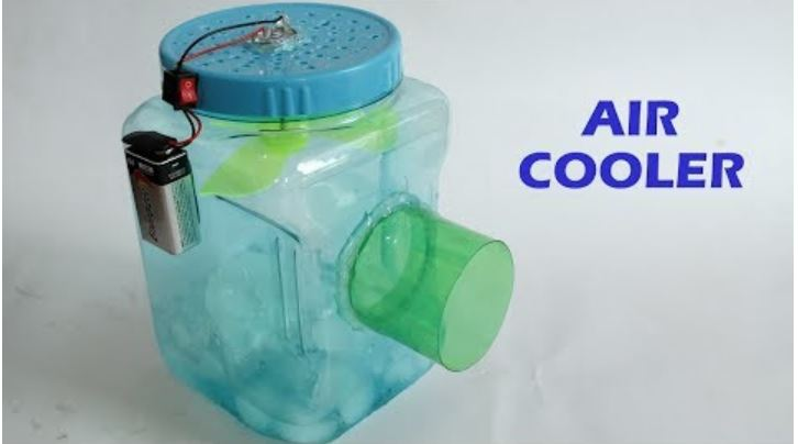 Homemade Air Cooler