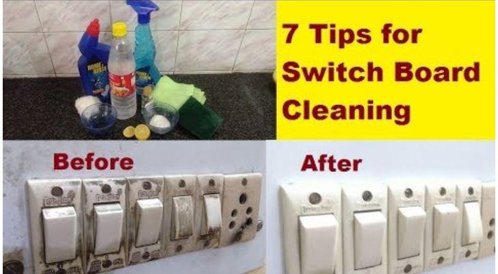 Clean Switch Board