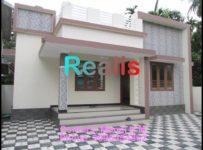 2 BHK 820 Square Feet Single Floor house 3.650 cents at Varappuzha - 33 Lakhs