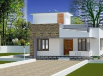 750 Square Feet 2 Bedroom Single Floor Low Budget Home Design