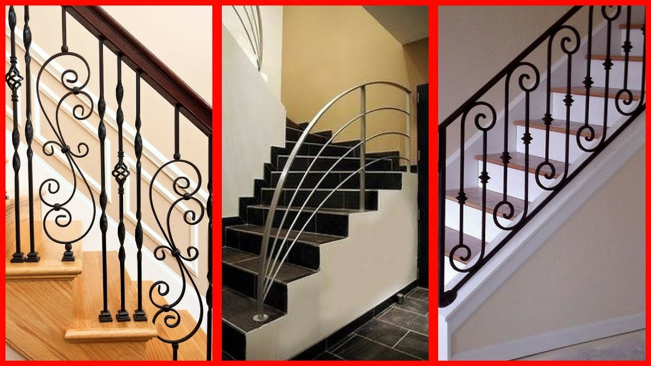 75 Most Popular Staircase Design Ideas For 2019: Safety Grill Design/Stairs Railing Design Ideas 2018-2019