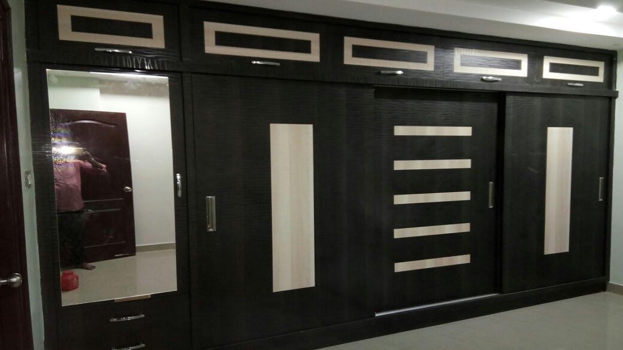amusing wardrobe interior design | 1592 Square Feet 3 Bedroom Single Floor Home Design and ...