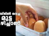 Never Keep Eggs in the Fridge